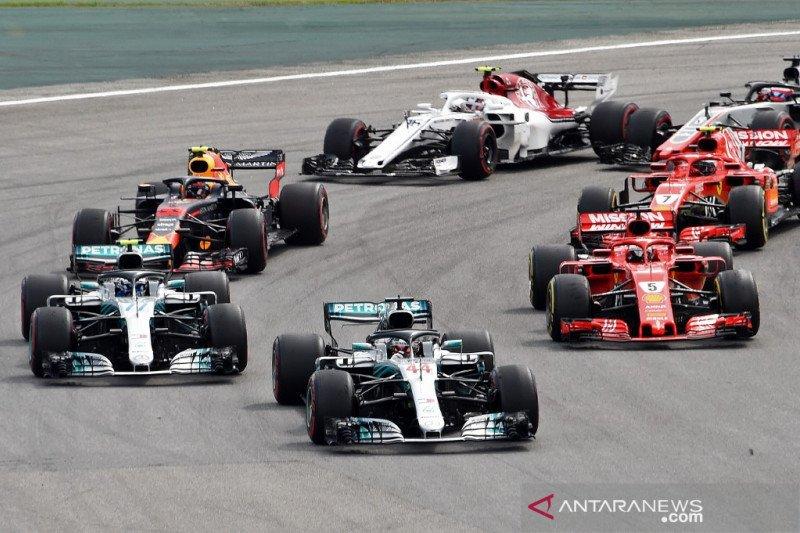 Formula 1: Statistik GP Brasil