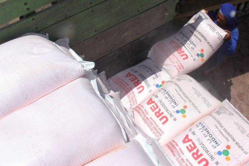 Ekspor pupuk urea Sumatera Selatan melonjak  dua kali lipat