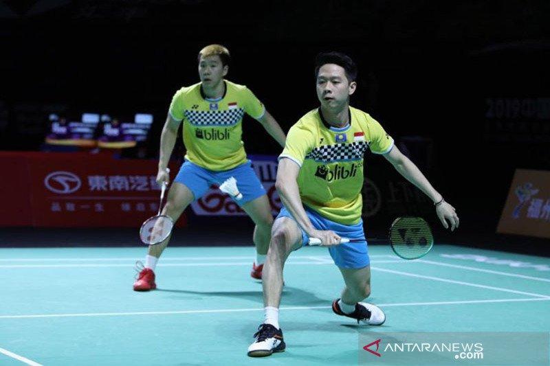 BWF batalkan empat turnamen bulu tangkis Asia