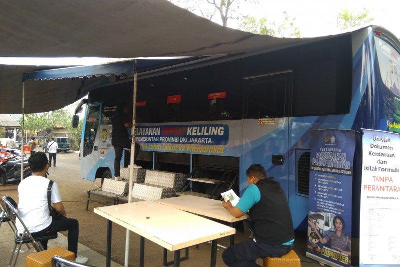 Polda Metro fasilitasi layanan Samsat Keliling wilayah Jadetabek