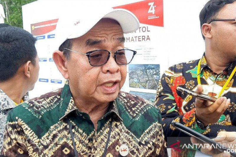 Dirut HK: Rp400 triliun investasi Jalan Tol Trans Sumatera