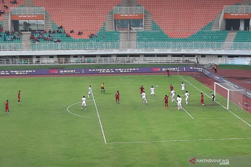 Egy Maulana Vikri bawa timnas U-23 Indonesia taklukkan Iran 2-1