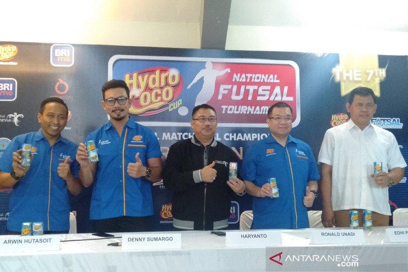Kalbe dukung pariwisata olahraga melalui  turnamen futsal