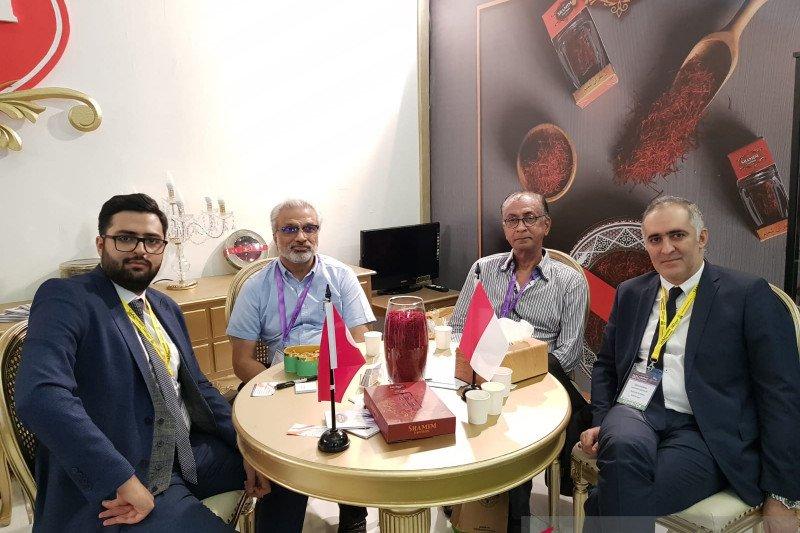 Permintaan Saffron asal Iran meningkat di pasar Indonesia