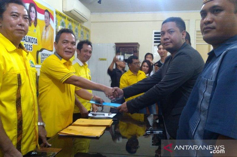 Diwakili Ai Mustika, Aie Mangindaan daftar balon wali kota Manado di Golkar