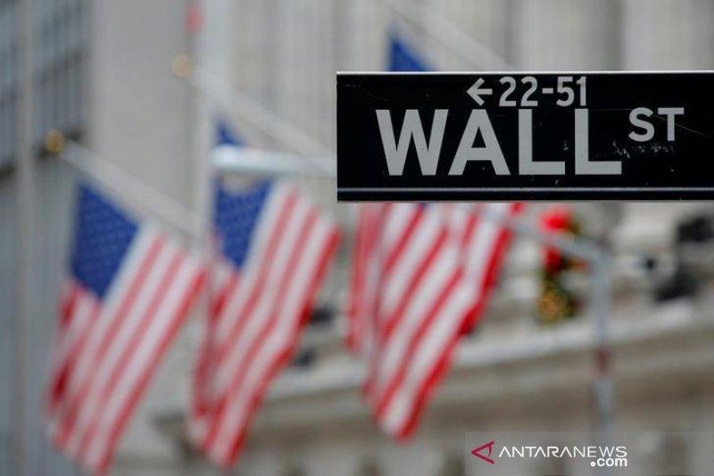Wall Street jatuh di tengah kekhawatiran pandemi corona