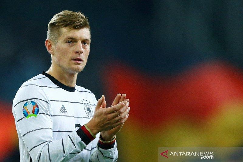 Kroos akui Jerman bukan favorit pada Piala Eropa 2020