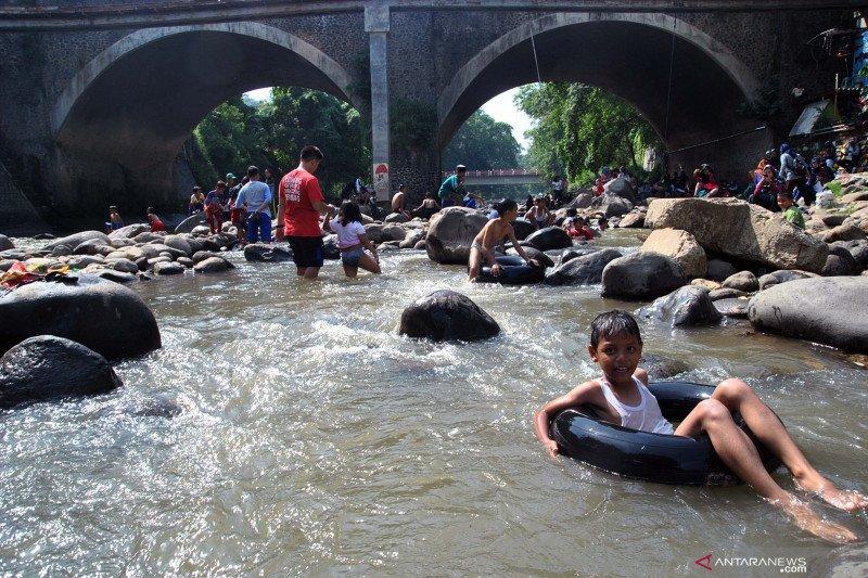 Wisata di Kota Bogor tetap buka pada libur Lebaran khusus warga lokal