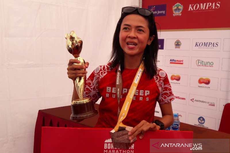 Pelari Kenya dominasi juara Borobudur Marathon