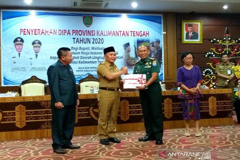 Gubernur enggan serahkan DIPA kepada Pemkab Bartim dan Mura