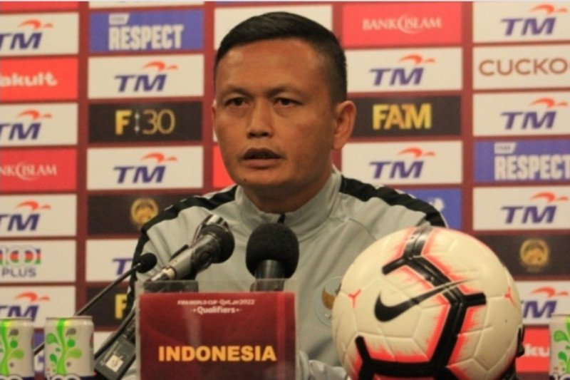 Timnas Indonesia berhasrat taklukkan Malaysia