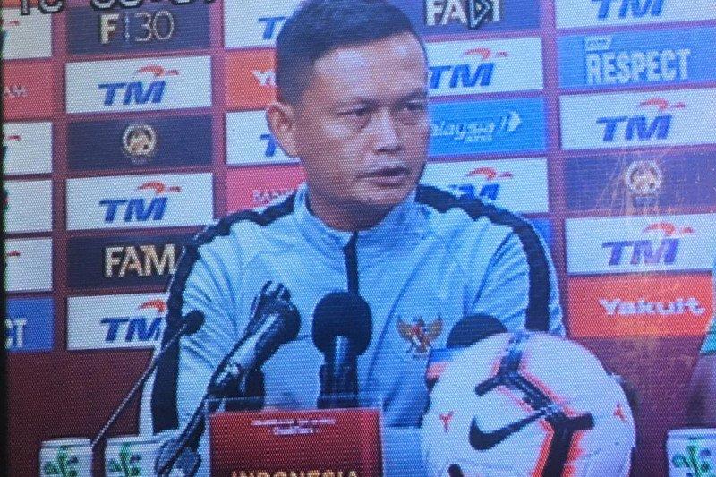 Timnas Indonesia akan berikan permainan terbaik lawan Malaysia