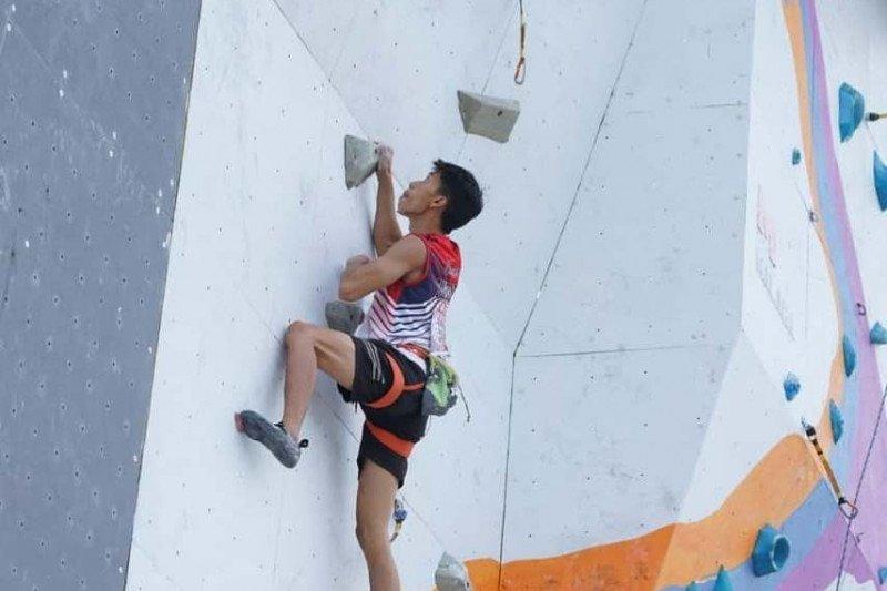 Sulteng loloskan satu atlet panjat tebing menuju PON Papua