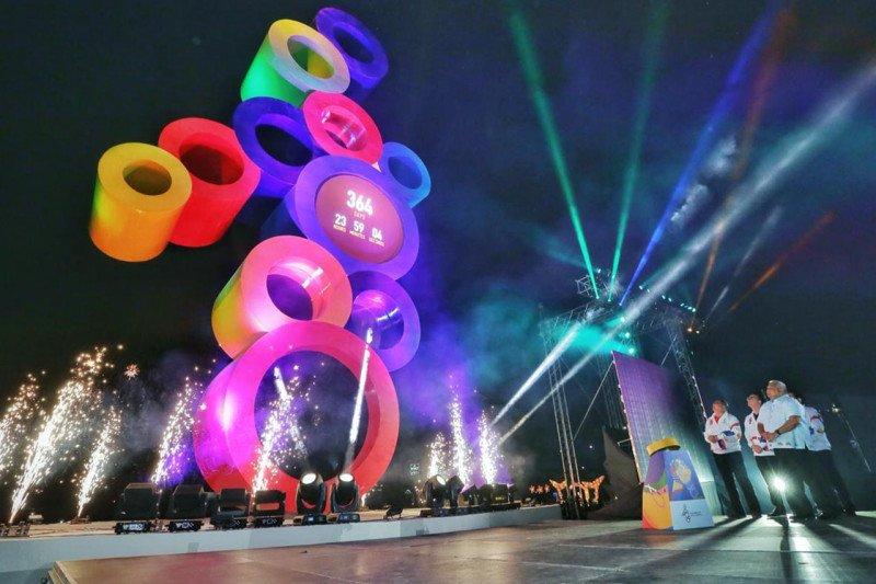 Rp13,8 miliar untuk kaldron SEA Games Filipina dipertanyakan
