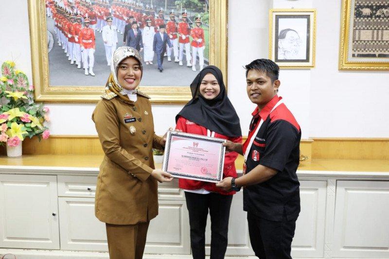Wagub Lampung minta GMNI ambil peran dalam berantas radikalisme di kampus