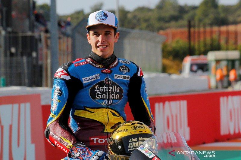 Honda tarik Alex Marquez jadi pengganti Lorenzo untuk musim 2020