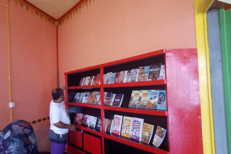 DPK Padang Panjang gulirkan buku untuk tingkatkan minat baca