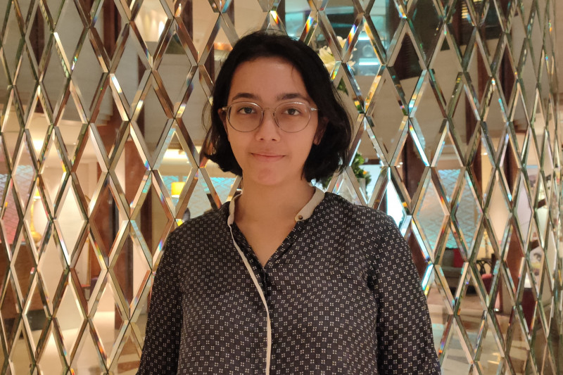 Bicara seni bersama seniman muda Malaysia, Mulaika