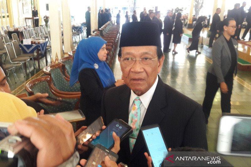 Sultan Hamengku Buwono X: gugatan terhadap UU Keistimewaan DIY wajar