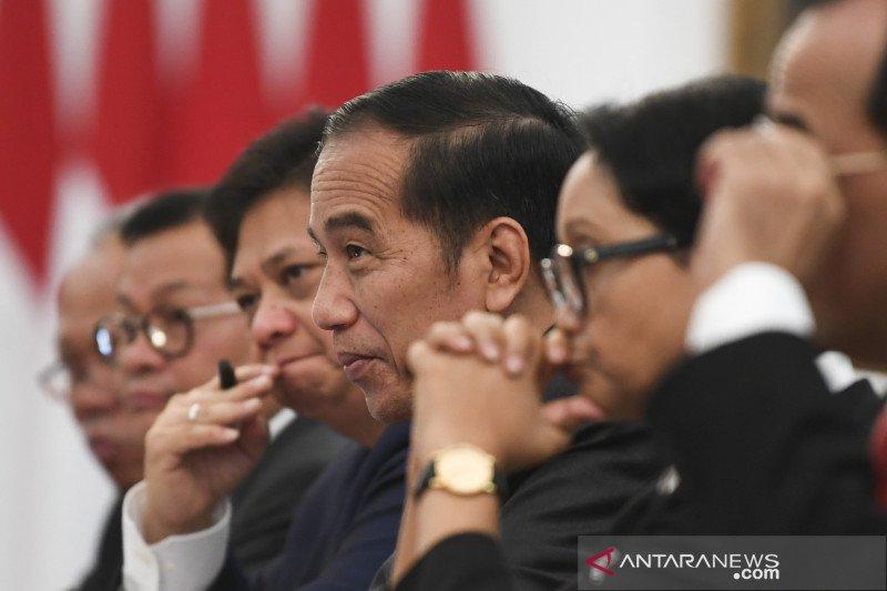 Peneliti CSIS: Pertimbangan reshuffle kabinet harus berdasarkan evaluasi