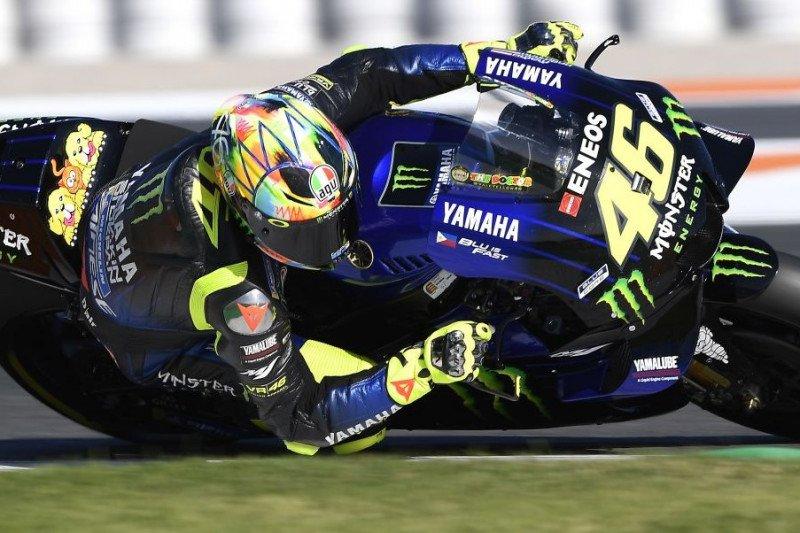 Rossi masih berambisi kejar gelar juara dunia