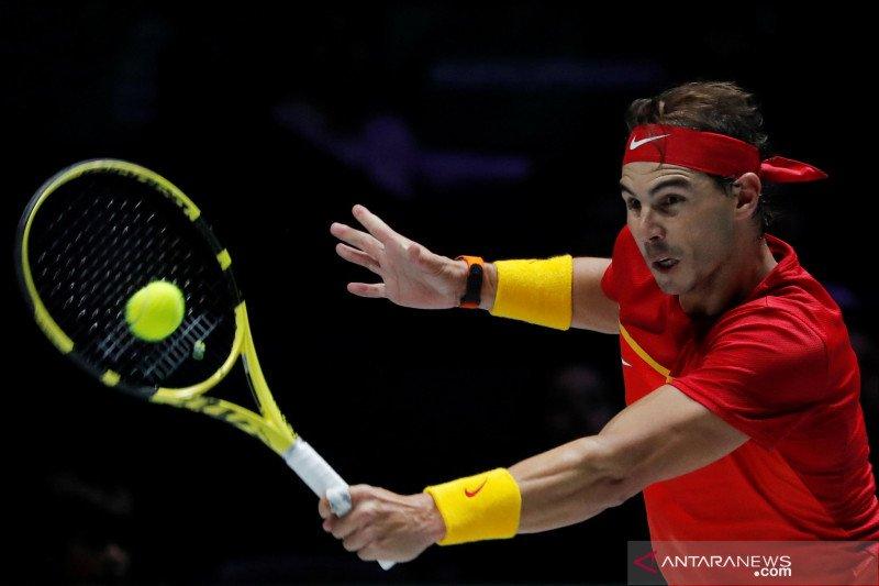 Nadal antarkan Spanyol ke final Piala Davis