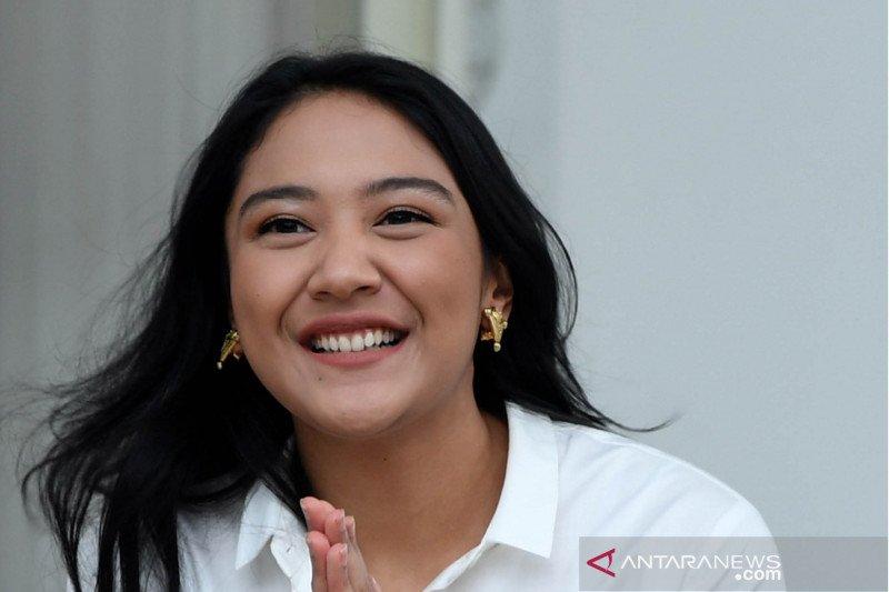 Jadi stafsus, Jokowi kaget Putri Tanjung masih berusia 23 tahun