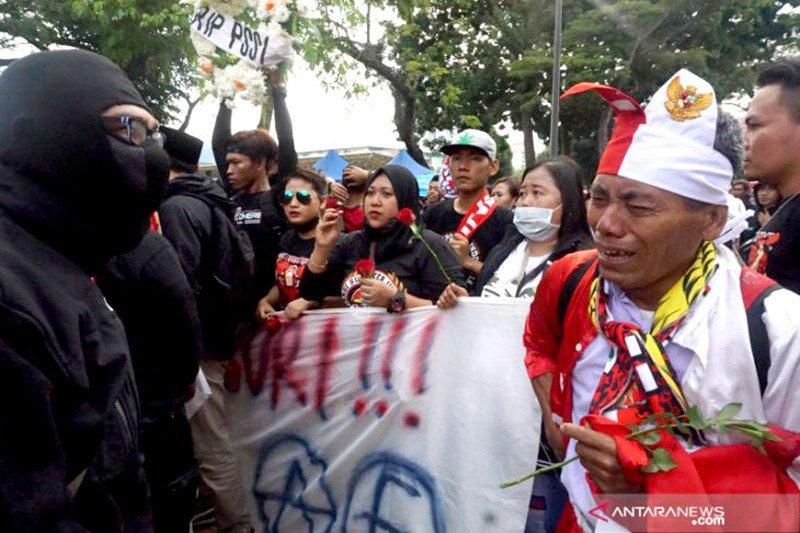 PSSI surati FAM soal insiden suporter di Kuala Lumpur