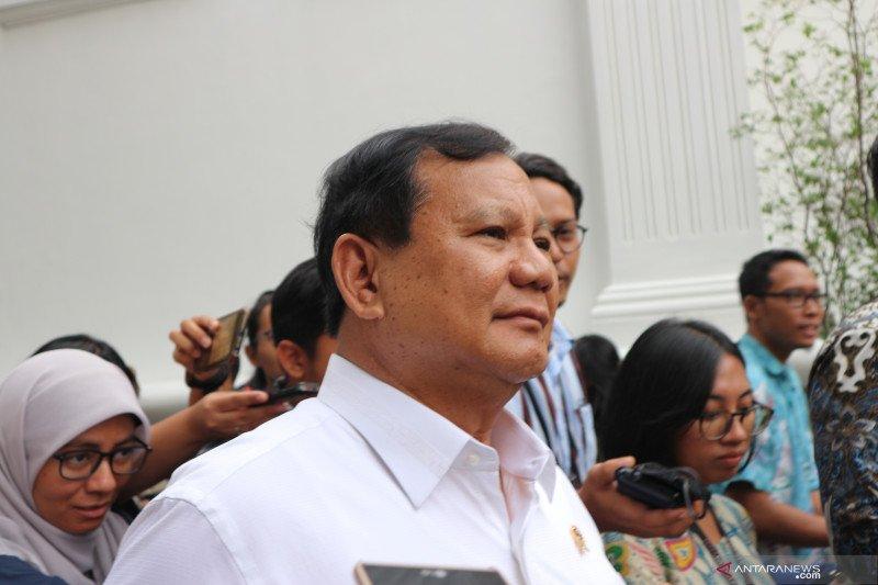 Prabowo janji mencari kebocoran di pengadaan alutsista