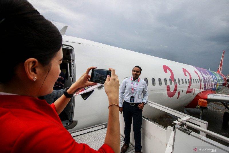 Virus Corona, AirAsia batalkan penerbangan dari dan ke Wuhan