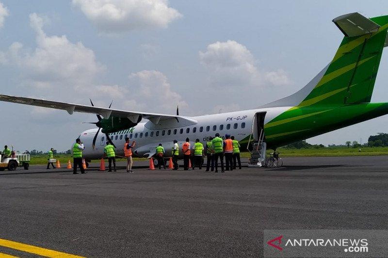Citilink hentikan penerbangan rute Surabaya-Jember