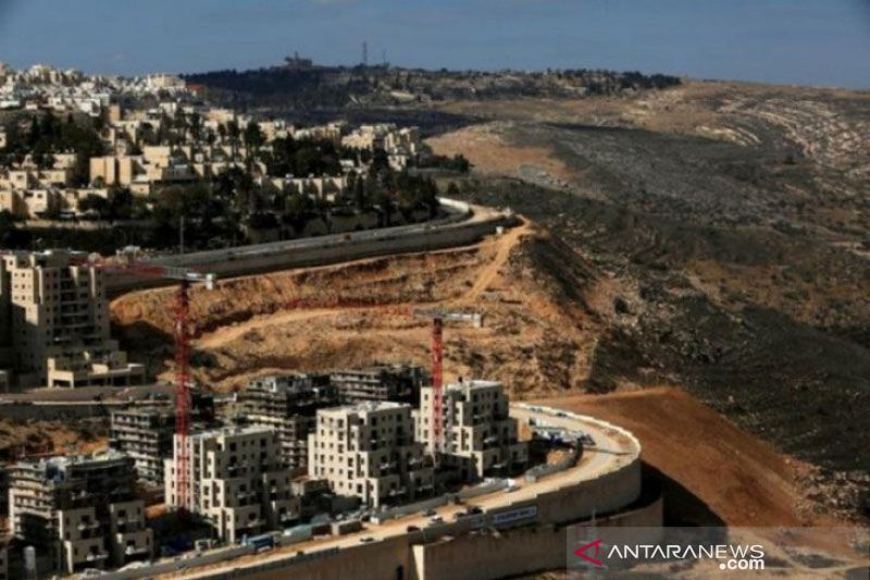 Indonesia mendesak Israel hentikan permukiman ilegal di Palestina