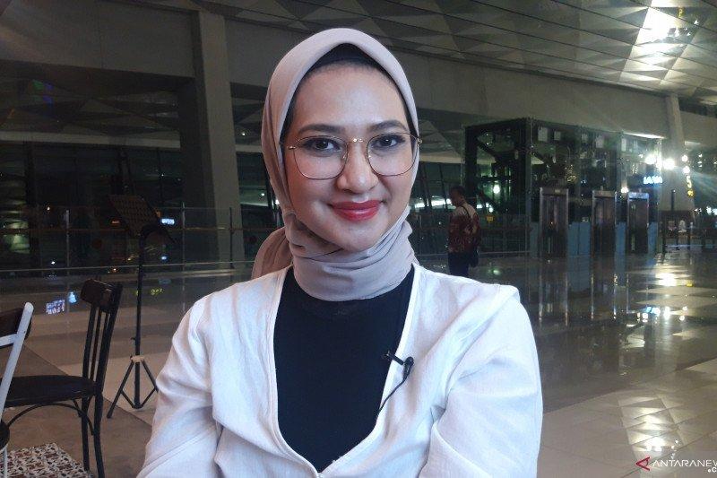 Sosok berkebutuhan khusus Angkie Yudistia, jadi juru bicara Presiden