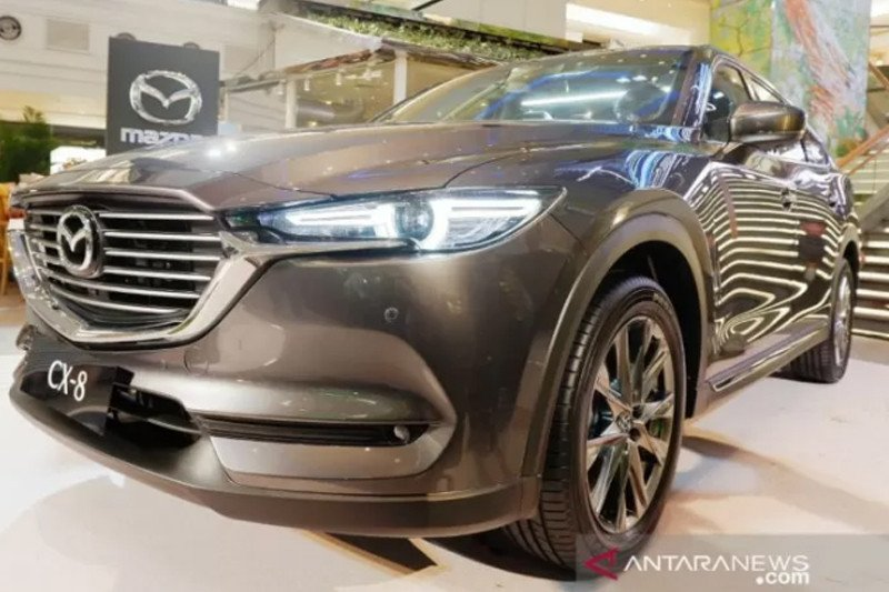 Mazda All-New CX-9 versi AWD