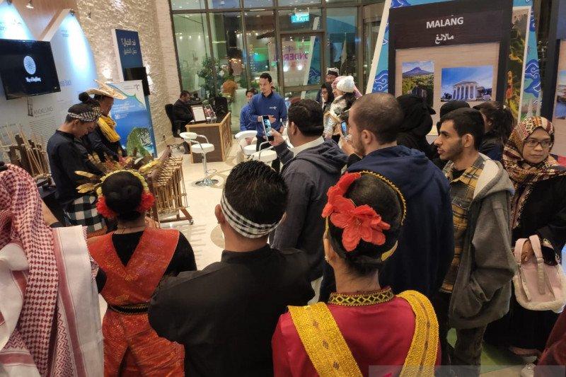 """KBRI Riyadh dan Kemenpar promosikan pariwisata lewat """"Wonderful Indonesia Week"""""""