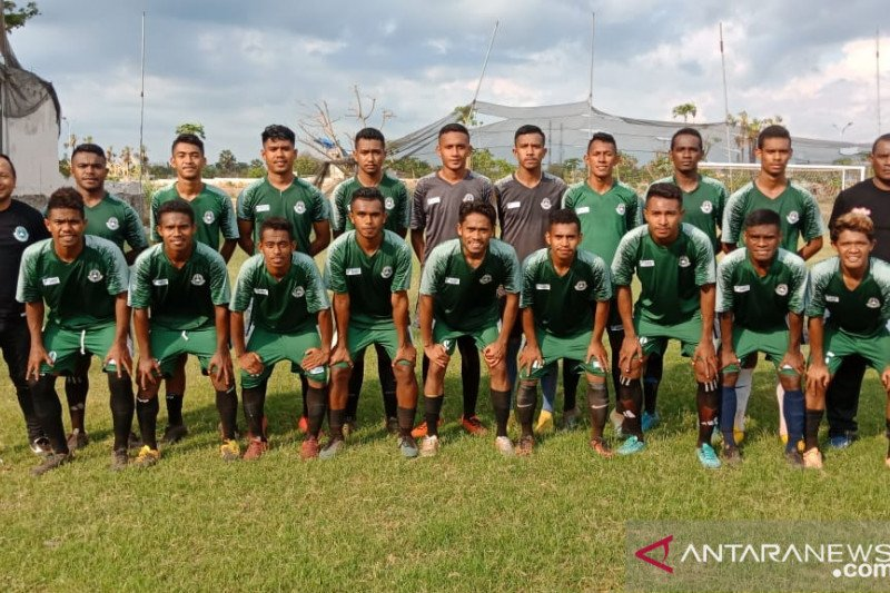 20 pemain Pra-PON NTT di Bali
