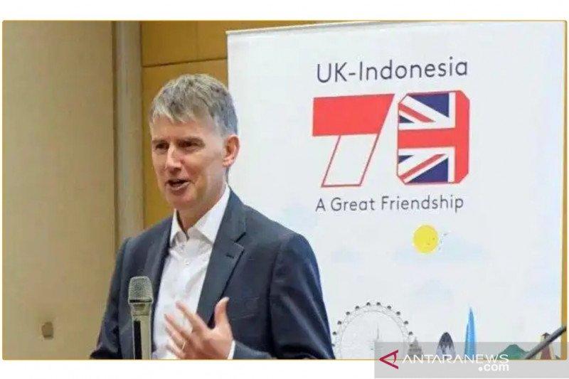 Pemerintah Inggris minta warganya tak kunjungi Indonesia
