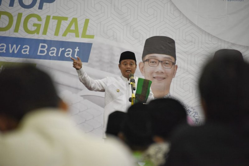 90 ulama Jawa Barat ikuti pelatihan dakwah digital