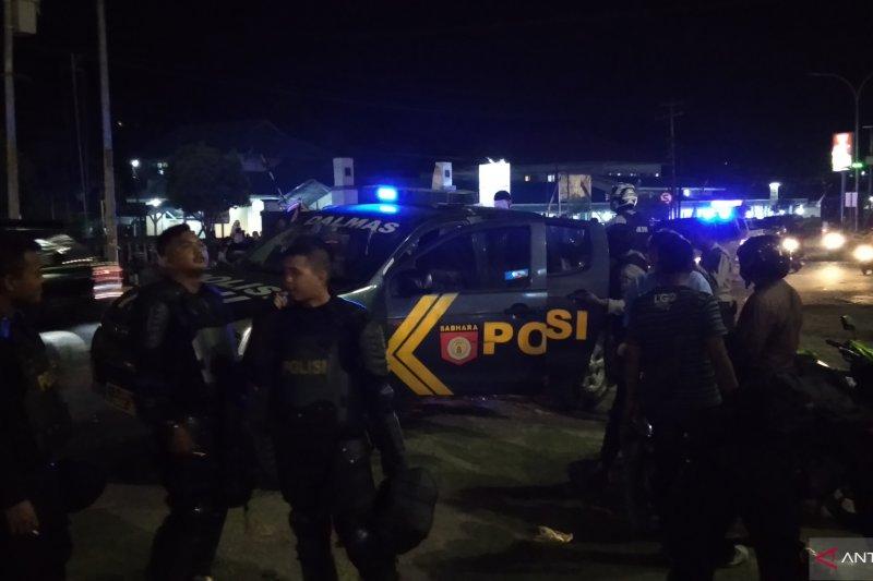 Pembawa bendera Bintang Kejora saat bentrok dua kelompok di Sorong akan diproses