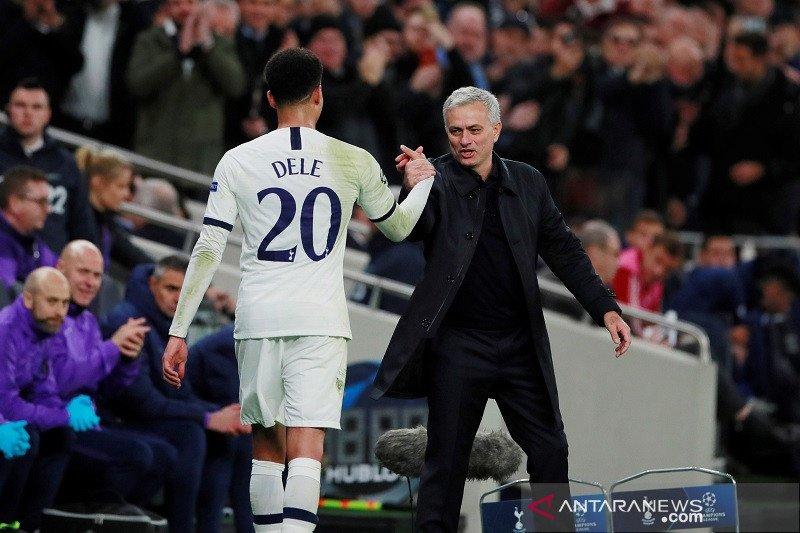 Liga Champions -- Tottenham bangkit tundukkan Olympiakos menuju fase gugur