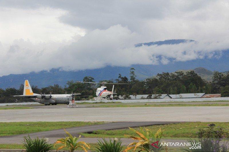 Pemkab Jayawijaya perketat pemeriksaan di Bandara Wamena cegah virus corona