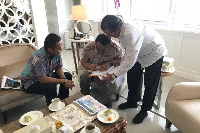 Gubernur audiens dengan Menteri KP, Sulteng miliki 4 KKP3K yang baru
