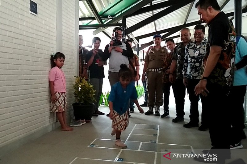 PAUD Terpadu di Kudus ini terapkan pembelajaran berbasis bermain