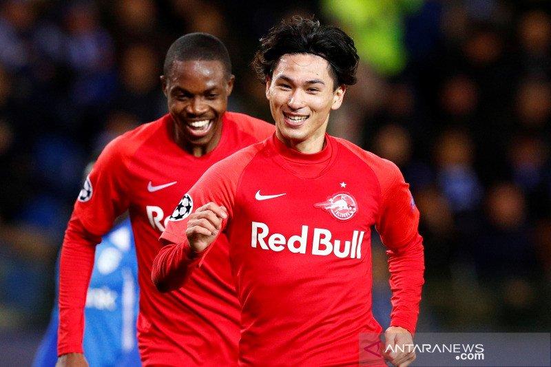 Salzburg jaga peluang lolos babak gugur Liga Champions