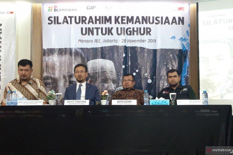 ACT salurkan bantuan bagi pengungsi Uighur
