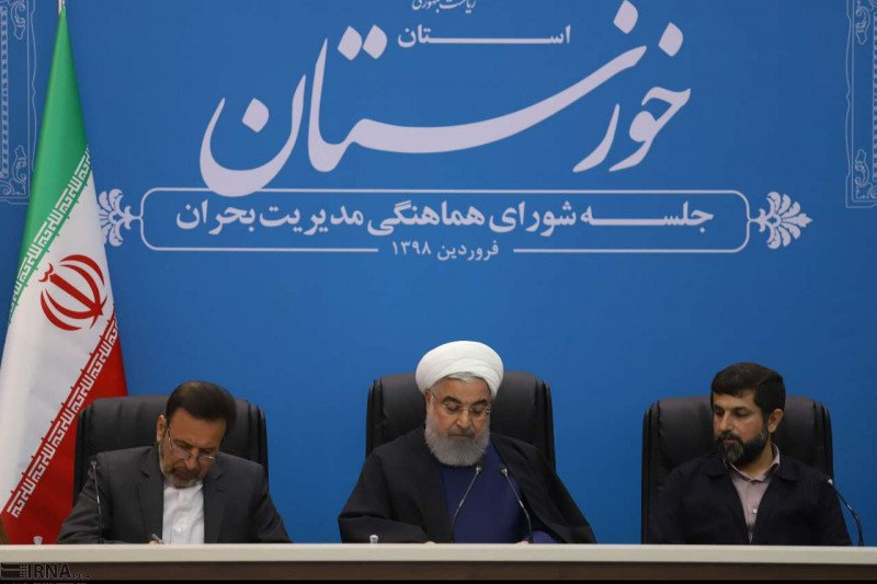 Presiden Iran: Trump buat 'kesalahan bodoh' keluar dari perjanjian nuklir