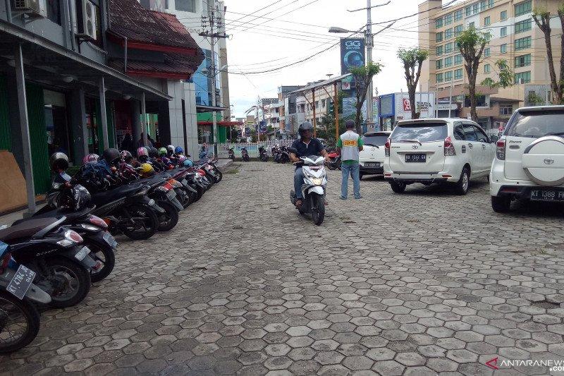 Tarakan sudah merancang e-parking