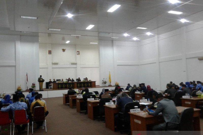 Pemkot-DPRD Baubau sepakati APBD 2020 sebesar Rp978 miliar