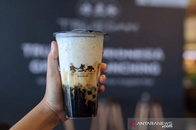 Gerai pertama Boba Truedan asal Taiwan di Indonesia