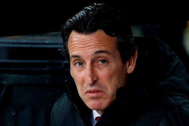 Unai Emery berterima kasih pada pendukung Arsenal